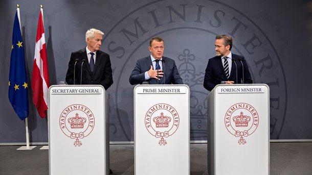 Kronik: Europarådet er vigtigere end nogensinde – hvornår går det op for regeringen?