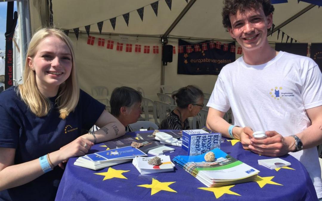 Jobopslag: Europabevægelsen søger kommunikationspraktikant