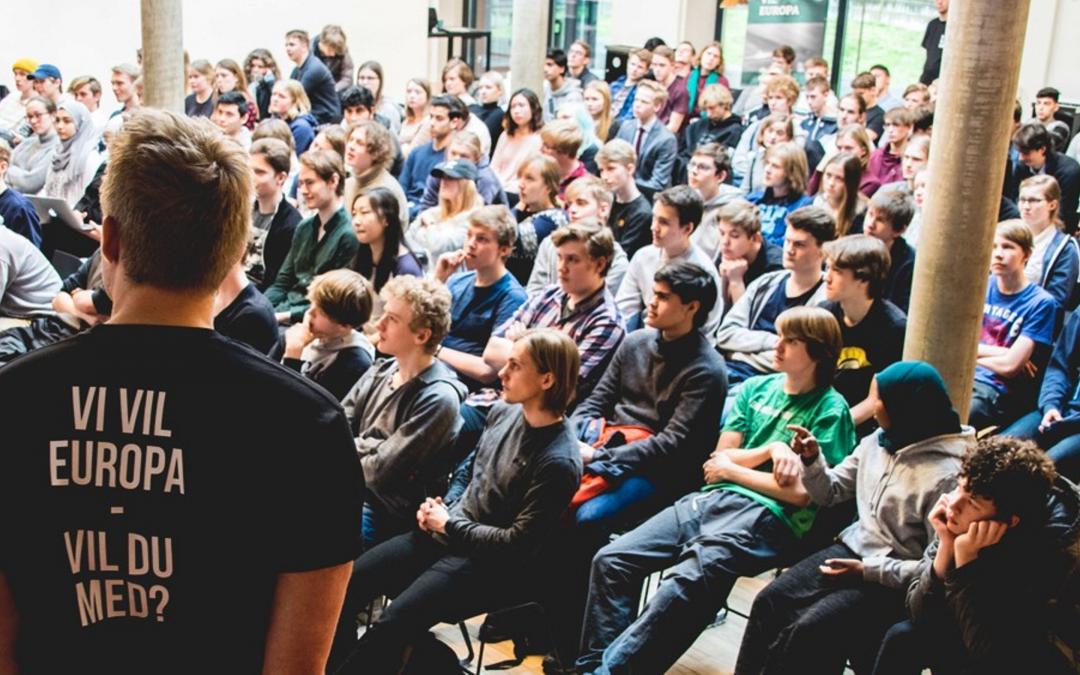 Jobopslag: Europabevægelsen søger event-praktikant