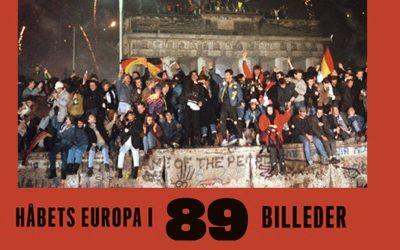 """Boganmeldelse: """"Håbets Europa i 89 billeder"""""""