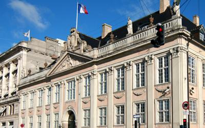 Formandskabet skifter i Europarådet