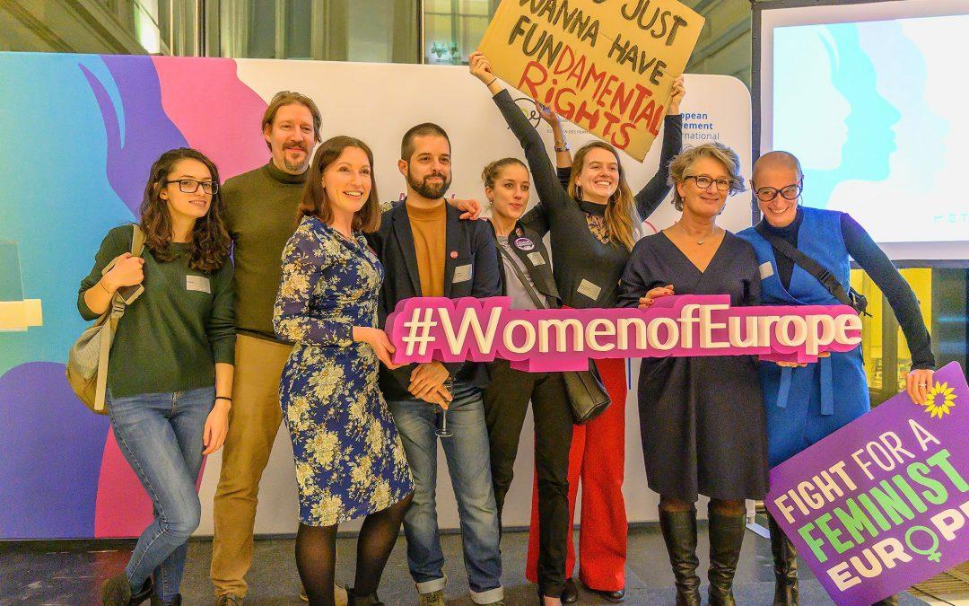 Kvinder, Kira og Kommission – studietur til Bruxelles
