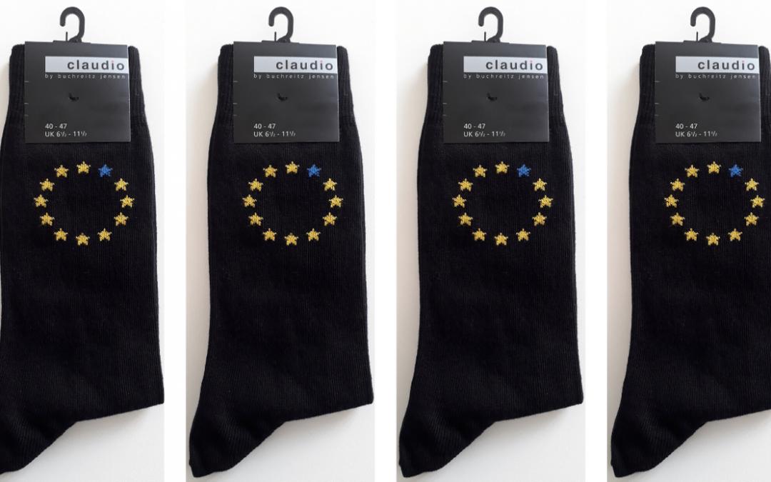 EU-sokker til salg!