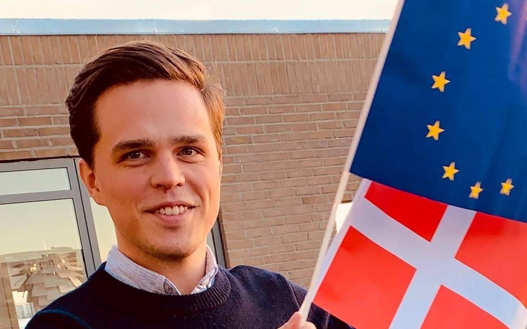 Ny presseansvarlig: Velkommen til Emil!