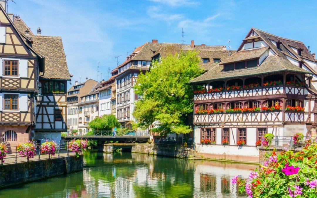 Studietur: Strasbourg og Luxembourg