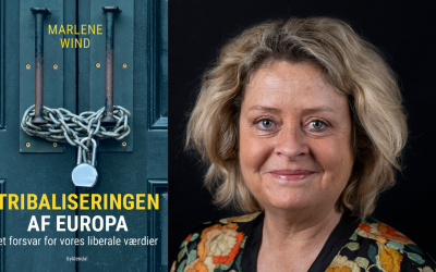 Stine Bosse og Steffen Nørregaard: En ommer, Libak!
