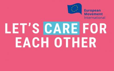 Krisehilsen fra European Movement International
