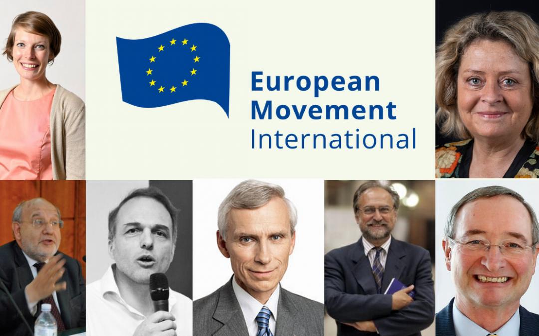 Den Internationale Europabevægelse: Kun sammen kan vi europæere overkomme coronakrisen