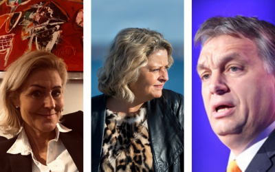 Bosse & Wind: EU bør lukke pengekassen i: For Orban er vi nogle blåøjede slapsvanse – og han har ret