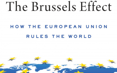 "Anmeldelse af Anu Bradford: ""The Brussels Effect – How the European Union rules the World"""