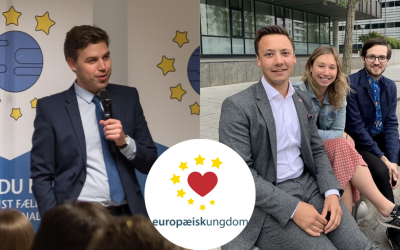 Europæisk Ungdom vælger ny formand