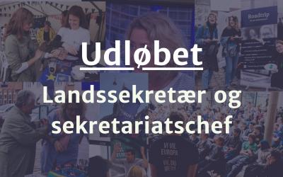 Udløbet jobopslag: Vil du være med til at skabe rammerne for europadebatten i Danmark?