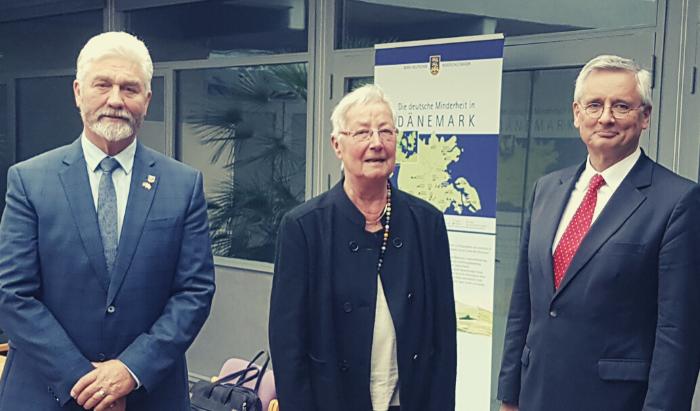 Besøg af tysk ambassadør i Sønderjylland