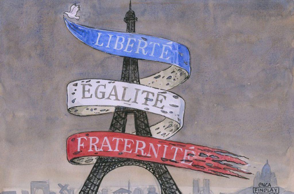 Den rystede republik – hvad i alverden er der galt med Frankrig?