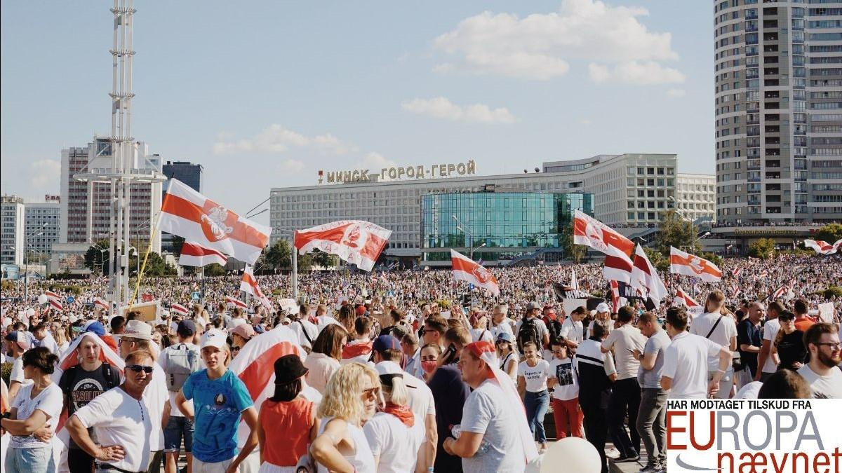 Belarus – hvad sker der og hvad kan EU gøre?