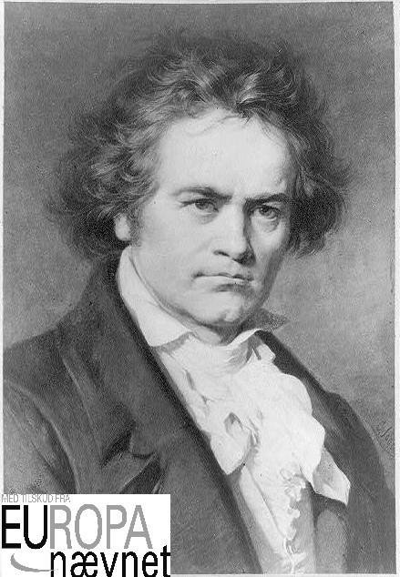 Ode an die Freude – om Beethoven og Europa-hymnen