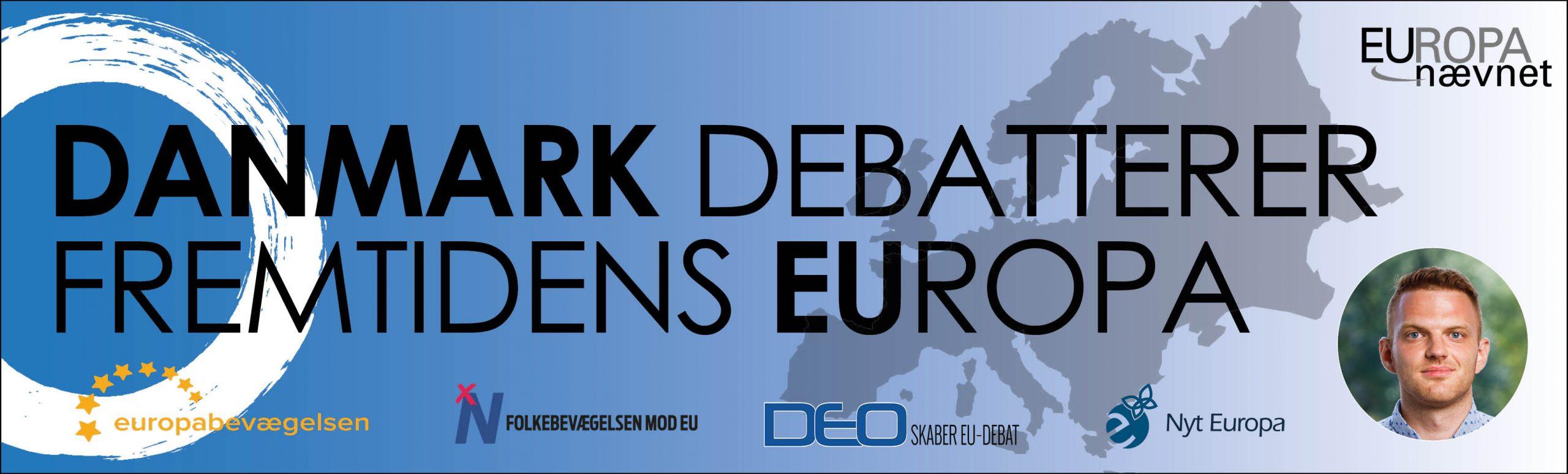 Hvordan ser fremtidens Europa ud? - Europabevægelsen