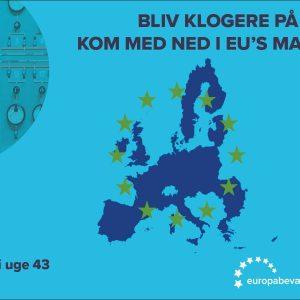 EU's maskinrum: Aarhus