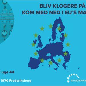 EU'S MASKINRUM: KØBENHAVN